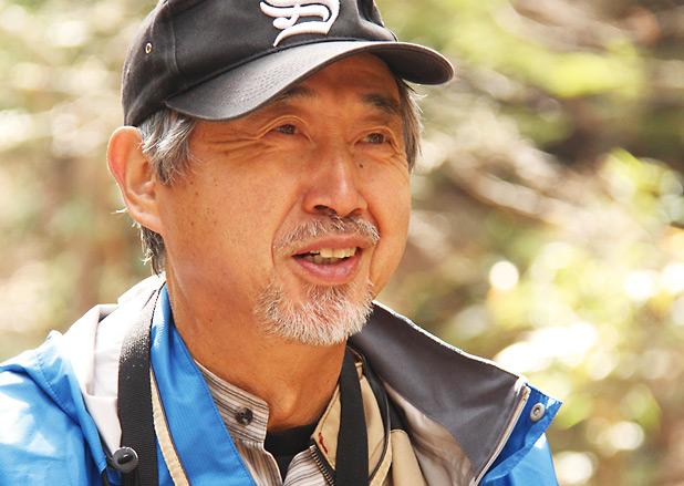 塾長の山本福壽です